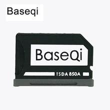 ใหม่ Baseqi Ninja Stealth การ์ดอะแดปเตอร์ Alu mi สินค้า mi niDrive mi cro SD อะแดปเตอร์สำหรับ Xiao mi mi โน้ตบุ๊ค Dropshpping
