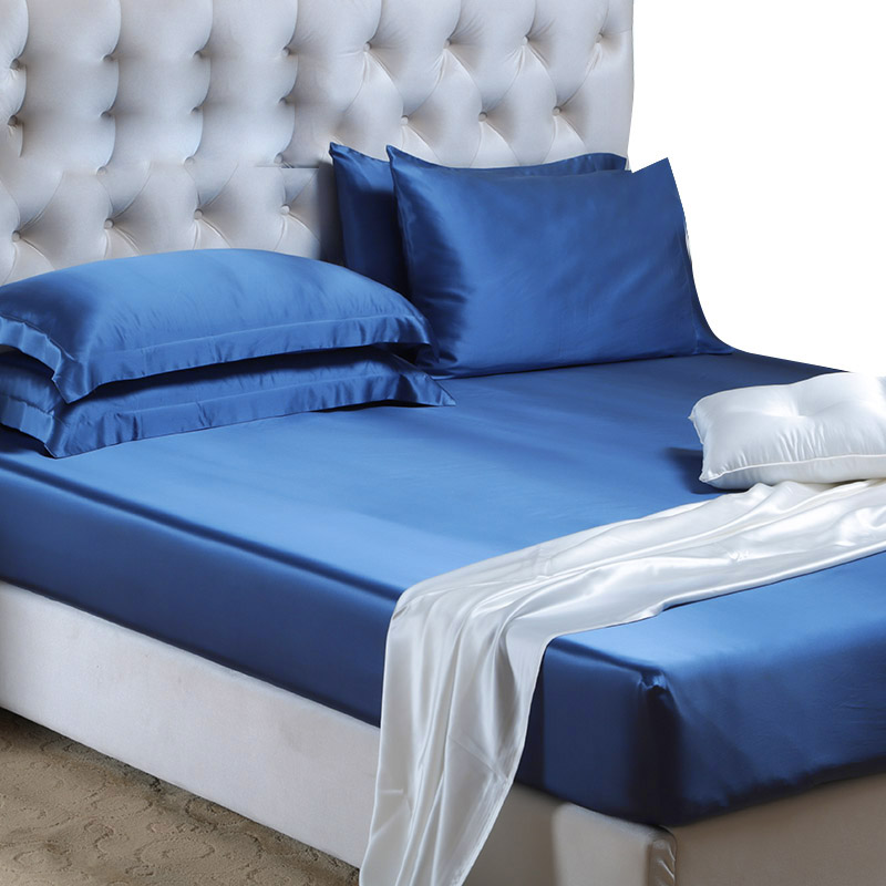 Luxury satin silk fitted sheet king queen twin size mattress cover,High-quality  bed - Popular Mattress Twin Size-Buy Cheap Mattress Twin Size Lots From