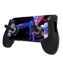 Mini Size Touch Screen Mobile Gamepad + Gamepad joystick + S