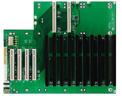 Passive Backplane, 4 * PCI Slot, 8 * ISA Slot, PICMG1.0, industrial backplane for rack mount industrial computers