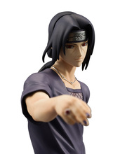 WVW 23CM Hot Sale Anime Heroes Naruto Uchiha Itachi Model PVC Toy Action Figure Decoration For Collection Gift Free shipping