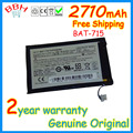 new genuine original BAT-715 battery for Acer Iconia Tab B1 B1-A71 B1-710 Tablet 1ICP5/58/94 2710mAh 3.7V