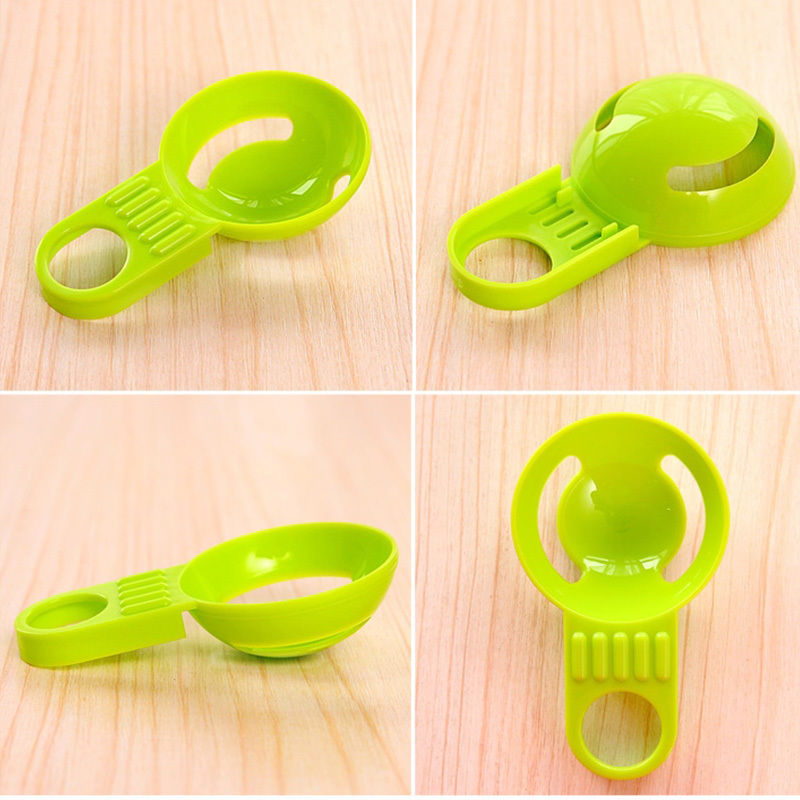 1 pc New Arrivals Egg Divider for Kitchen Cooking Tools Uesful Cooking Tools Egg Yolk White Separator Sieve Divider