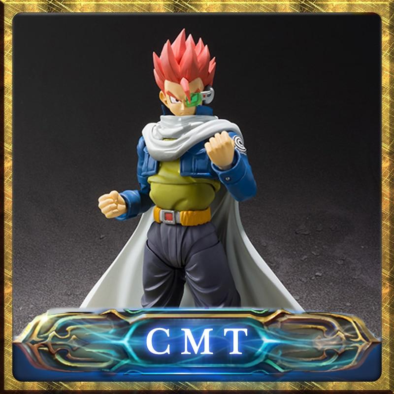 CMT INSTOCK Dragon Ball Z Action Figure TP time Patroller XENOVERSE Edition