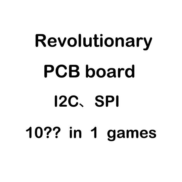 Online Shop Revolutionary PCB board TITAN BOX / 1099 IN 1 GAMES ...