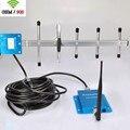 Color azul Antena Yagi 12DBi Teléfono Móvil Mini GSM 900 mhz Teléfono Celular Amplificador de Señal GSM Repetidor de la Señal Del Amplificador