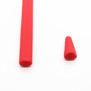 Image 3 - 50 шт. Мягкий силиконовый чехол держатель для Apple Pencil 2 iPencil 2 резиновый чехол для iPad pro ipencil2 защитный чехол