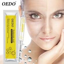 OEDO Shrink Pore Hyaluronic Acid Serum Facial Moisturizing Essence Natural Ingredients Face Skin Care Nourishing Ageless Beauty
