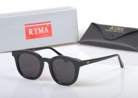 2018 Vintage Glasses Bigbang Oculos Male Polarized Sunglasses Men Luxury Brand Driving Polaroid Sun Glasses UV400 for Women