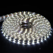 SMD 5050 AC220V LED Strip Flexible Light 60leds/m Waterproof