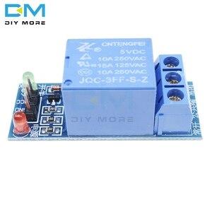 5 в низкий уровень триггера один 1 канал реле Модуль питания интерфейсная плата щит для Arduino PIC AVR DSP ARM MCU DC AC 220 В
