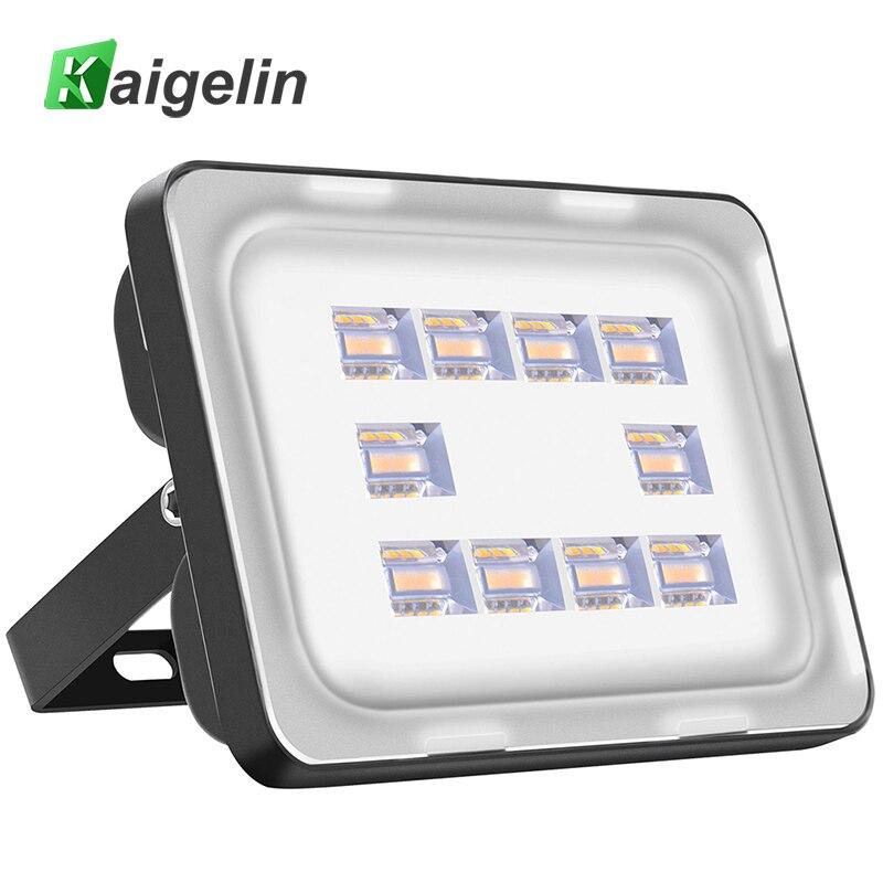 Kaigelin LED 30W Flood Light Refletor LED Outdoor 220V LED Spotlight Waterproof Garden Light For Home Yard Outdoor Lighting