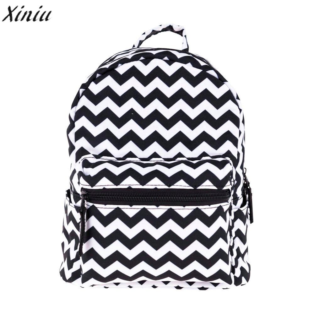 8bb4290b237 XINIU Best Selling Unisex Student Fashion Lovely Design Child Print Rucksack  Mini Backpack School Bag Book Luxury Rotro Backpack