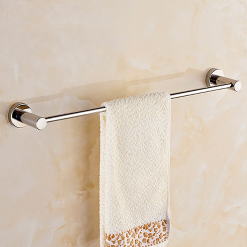 White Bath Towel Holder With Sucker Bathroom Towel Holder For Washcloth  Towels Dryer Stainless Steel Rack Discounted For 11.11 In Towel Bars From  Home ...