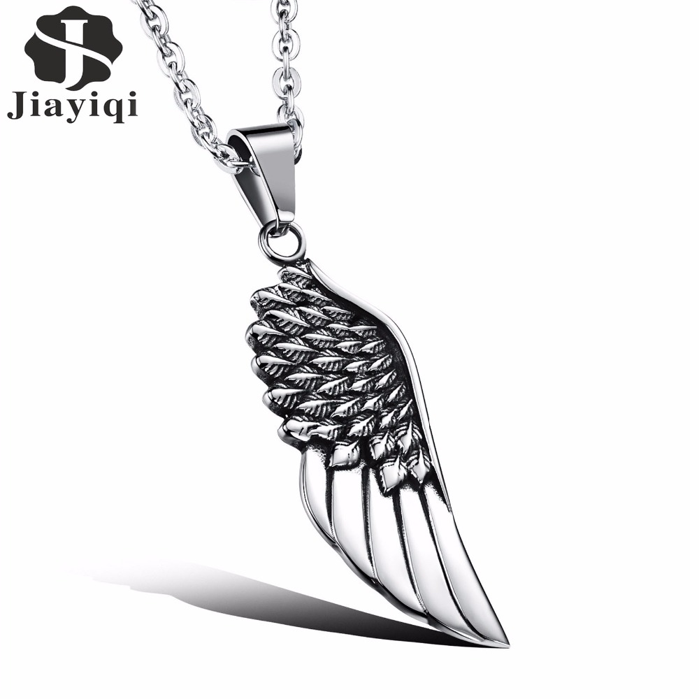 jewellery angel wing pendant product bling