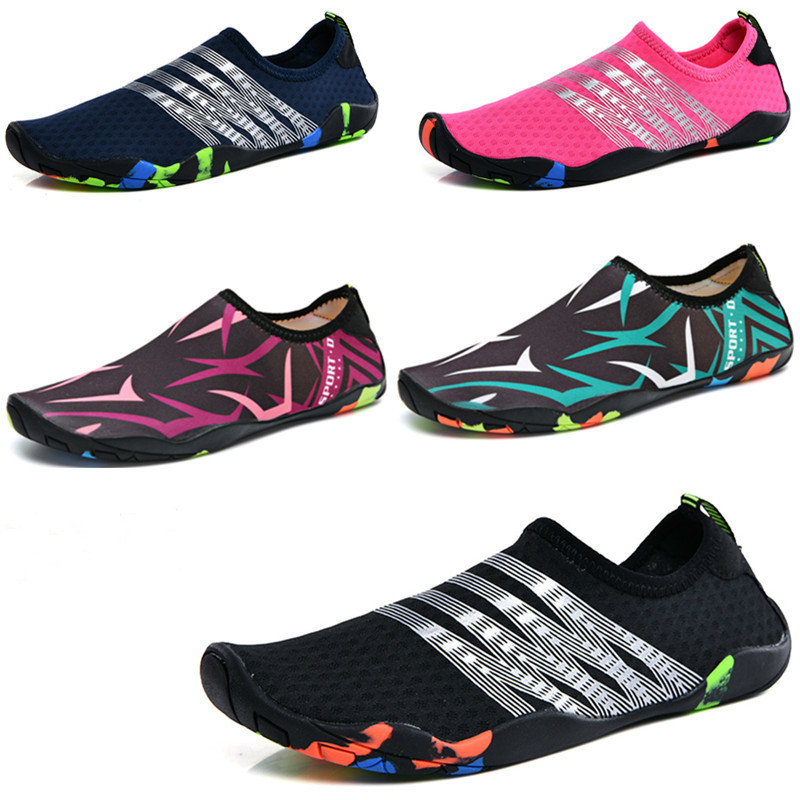 Shoes Male Leap Motion Sneakers Outdoors Man Beach Zapatos-De-Mocassin Wading Homme