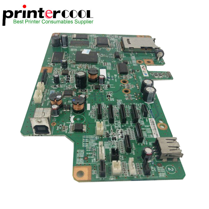 Used Formatter Board EP 702A For Epson RX580 RX590 RX595 RX610 rx510 TX650 EP 702A logic Main Board MainBoard Mother Board in Printer Parts from Computer Office