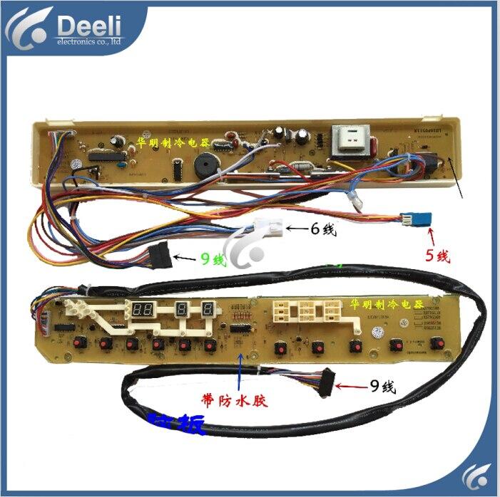 100 tested for washing machine board XQB70 S718 XQB65 5138 XQB70 M718 XQB70 5118 motherboard