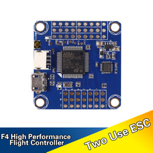 SP Carreras F4 Controlador de Vuelo 128 Mb Flash Junta Opensourse Betaflight para RC Avión Teledirigido para FPV Racing Voladores Acrobáticos