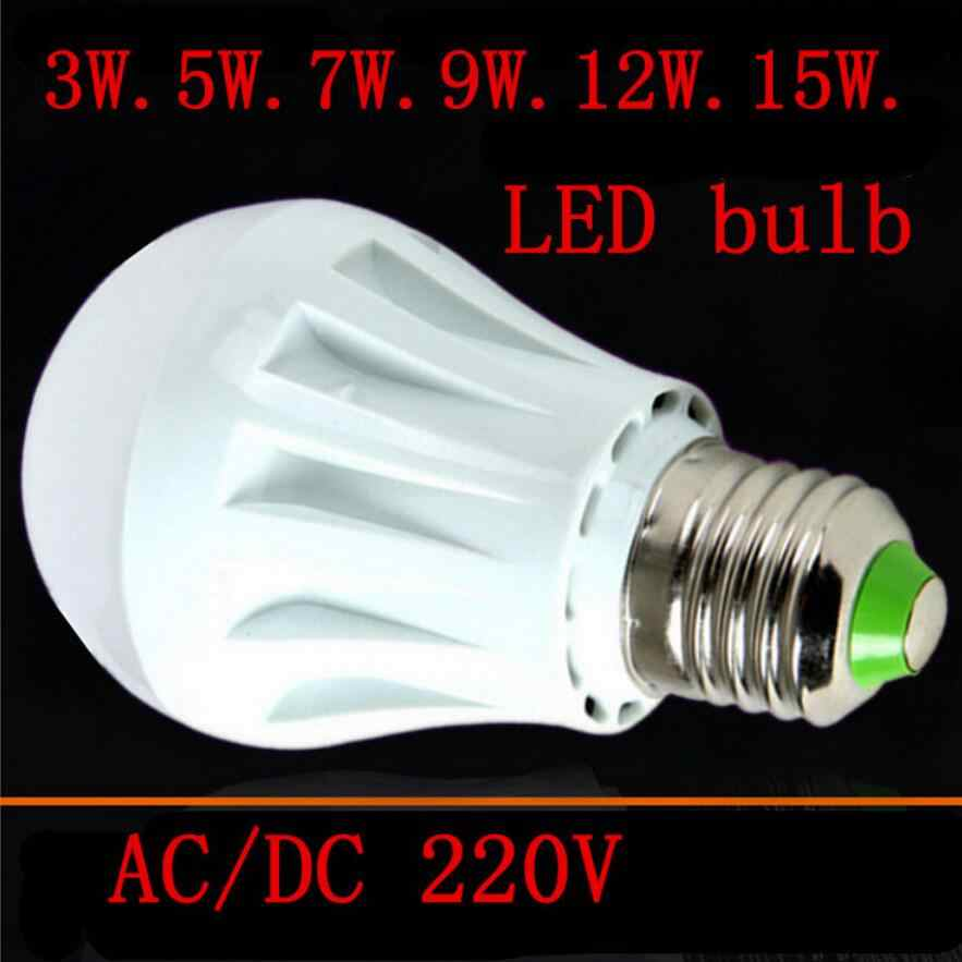 Best selling SMD 2845/5730 E27 led Bulb 3W 5W 7W 9W 12W  LED Lamps 220V Cold white Warm White led light Spotlight Lamps
