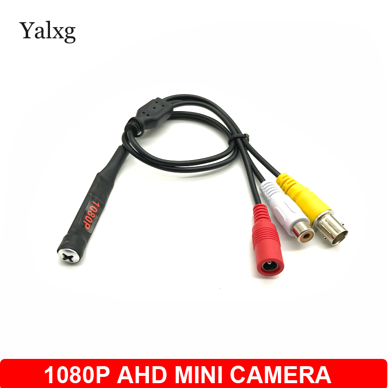 Full-HD 1920*1080 Smallest AHD TVI CVI 3 in 1 1080P Home Security Mini CCTV UTC Camera Surveillance 2MP Wired Color OSD CameraFull-HD 1920*1080 Smallest AHD TVI CVI 3 in 1 1080P Home Security Mini CCTV UTC Camera Surveillance 2MP Wired Color OSD Camera