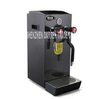 새로운 상업 스테인레스 스틸 스팀 물 끓는 기계 ZX-200A 8L 커피 우유 거품 기계 2200W 220V 스팀 커피 메이커 뜨거운
