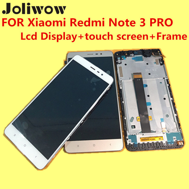 FOR 150mm Xiaomi Redmi Note 3 PRO Lcd Display+touch screen+Frame For Hongmi Note 3 Pro Replacement Accessories