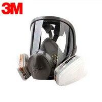 3 м 6900 + 6006 Полный лицевой элемент многоразовый противогаз фильтр защиты маски Анти Мульти кислотный газ и органический пар R82404