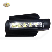 CE Rosh E4 PI67 LED DRL For Toyota Land Cruiser Prado 120 LC120 FJ120 2003 2009