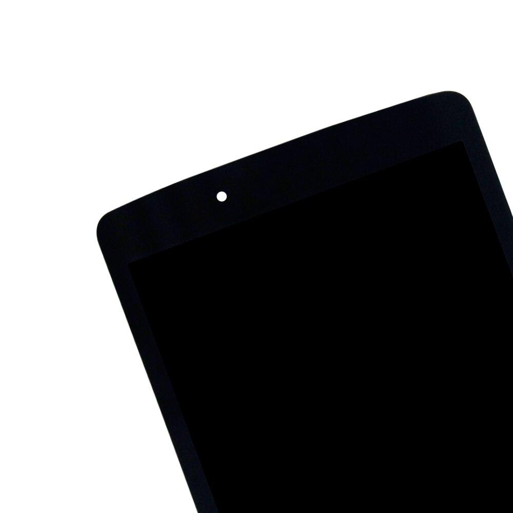 Pour LG G Pad 8.0 V480 V490 LCD Affichage Matrice Écran Tactile Numériseur Capteur En Verre Tablet Assemblée Remplacement - 5