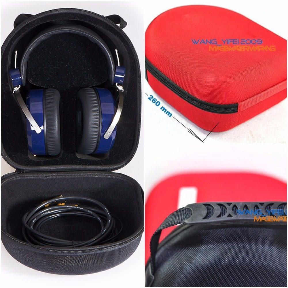 Online Shop Vmota Headphone Boxs For Monster Dna Pro 20 Adidas Sennheiser Hd 7 Dj Headphones Hitam Hard Case Bag Storage Protect Box V Moda Crossfade Roc