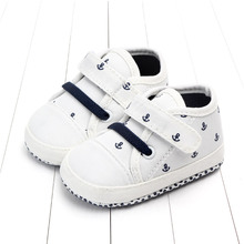 Cute New 1 pair Girl Crib Bed Baby Shoes First Walkers,Kid Antislip soft Baby Shoes,Lovely Infant/Newborn Pre-walker