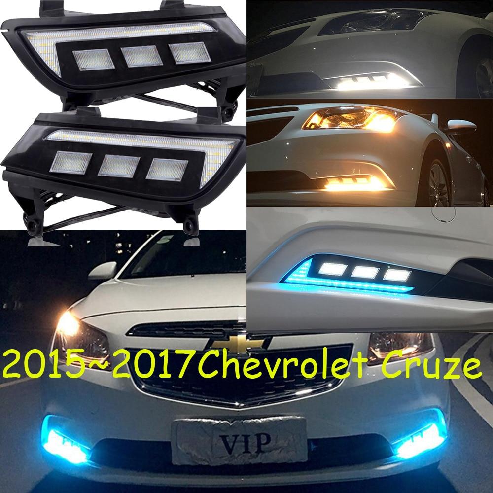 Chevrole Cruz daytime light,2009~2013/2015~2016;Free ship!LED,Cruz fog light,astra,astro,avalanche,suburban;Cruz 2013 2016 innova daytime light free