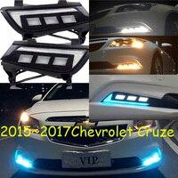 Chevrole Cruz daytime light,2009~2013/2015~2016;Free ship!LED,Cruz fog light,astra,astro,avalanche,suburban;Cruz