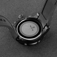 3D Big Face Quartz Wristwatch For Men
