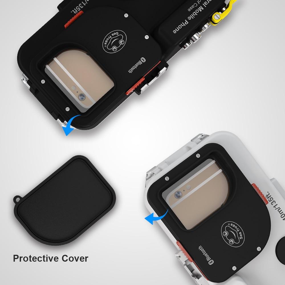 Caixa Estanque Universal Para Huawei P30 P20 Pro P10 Lite Plus Honor 8A 9 7A 7C 10 20 Foto Da Capa habitação mergulho Underwater - 5