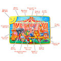 78x48CM big size Baby Funny Circus Animal Musical carpet Touch Play Singing Gym Carpet Mat Toy,educational music play mat