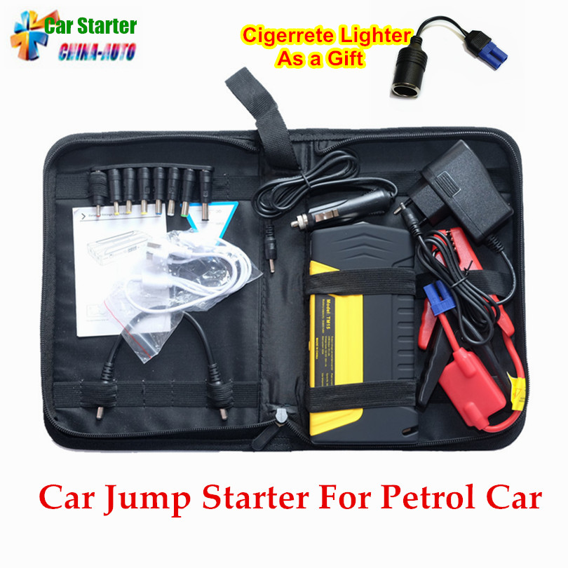 все цены на Car Jump Starter Portable Starting Device Power Bank Mobile 600A Car Charger For Car Battery Booster Petrol Buster