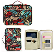Storage-Bag Organizer Business Waterproof File-Folder Desk Laptop A4 Birthday-Gift Multifunctional