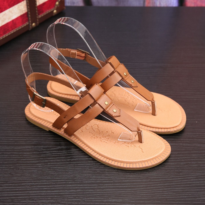 Thong Flat 2015 Sandals Brand Centro Women Summer Style Gladiator tshdrQCx