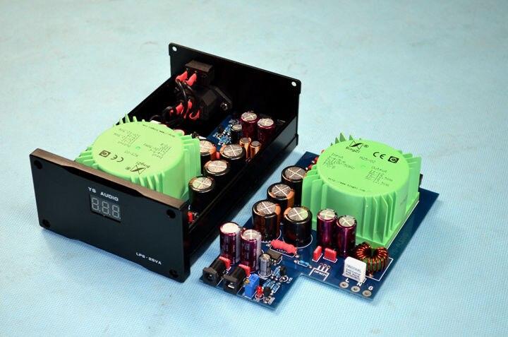 HIFI 25VA MOS Linear Power Supply LPS DC 5V 9V 12V 15V 18V 24V Choose - 3