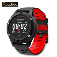 Roadtec RD5 Smart Watch GPS Bluetooth Watch Sport Smartwatch With Altimeter Barometer Thermometer Heart Rate For