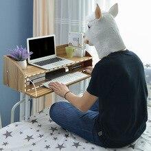 Creative Student dormitory computer desk laptop desk table