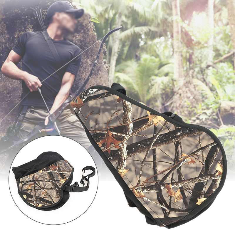 Archery Bow Cover Bag Archery Compound Bow Case For Hunting Bow And Arrow Shoot Hunting Compound Bow Carrier Bag Case