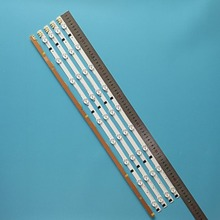 """5 قطعة/المجموعة 9 المصابيح 650 مللي متر جديد Led شريط إضاءة خلفي لسامسونج 32 """"TV D2GE 320SC0 R3 2013SVS32H 2013SVS32F CY HF320GEV5H"""