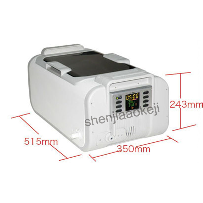 Ultrasonic Cleaner CD-4875II Household Glasses Watch Jewelry Denture Baby Bottle Industrial Ultrasonic Cleaning Machine 220v 1pc