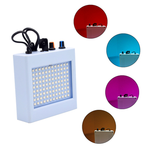 Image 2 - 108 LED Mixed Flashing Stage Lights Remote Sound Activated Disco Lights for Festival Parties Lights Wedding KTV Strobe Lights