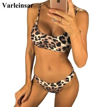 Varleinsar Leopard - Snake Skin Print Bikini 1