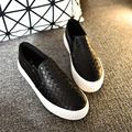 2016 Spring New Fashion Women Casual Shoes Breathable Low Top Slip-On Thick Bottom Loafers For Female c242 15