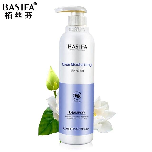 Professional moisturizing hair shampoo scalp treatment   Lasting moisture